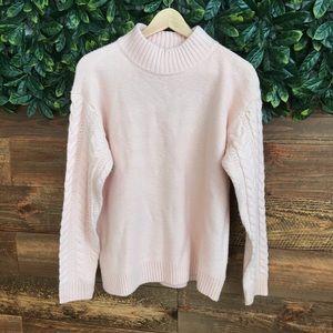 MICHAEL KORS Rosewater Sweater- NWT- size M